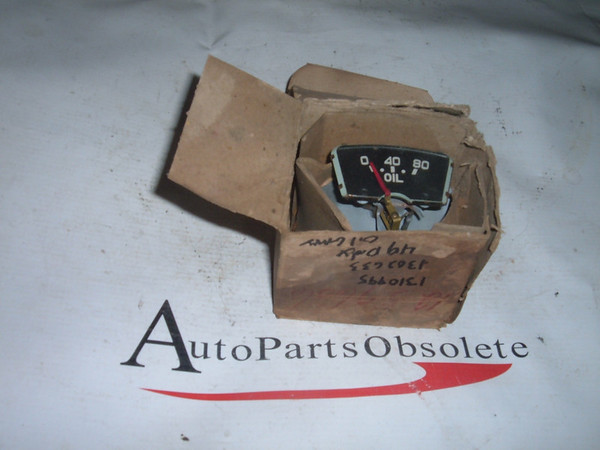 View Product1949 dodge oil pressure gauge nos mopar # 1302633 (za 1302633)