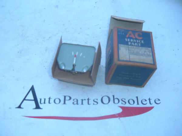 View Product1948 pontiac ammeter gauge nos gm # 1500759 (z 1500759)