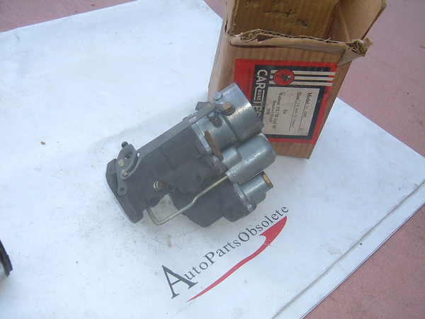 View Product1939 hudson carter carburetor new # 438S (z 438s)