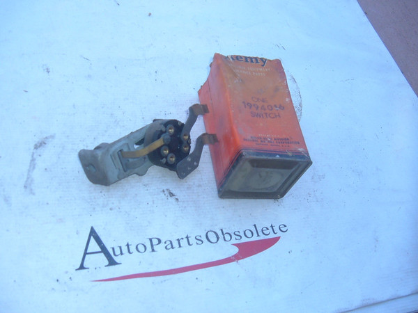 1940 chevrolet headlight switch nos gm # 1994016 (z 1994016)