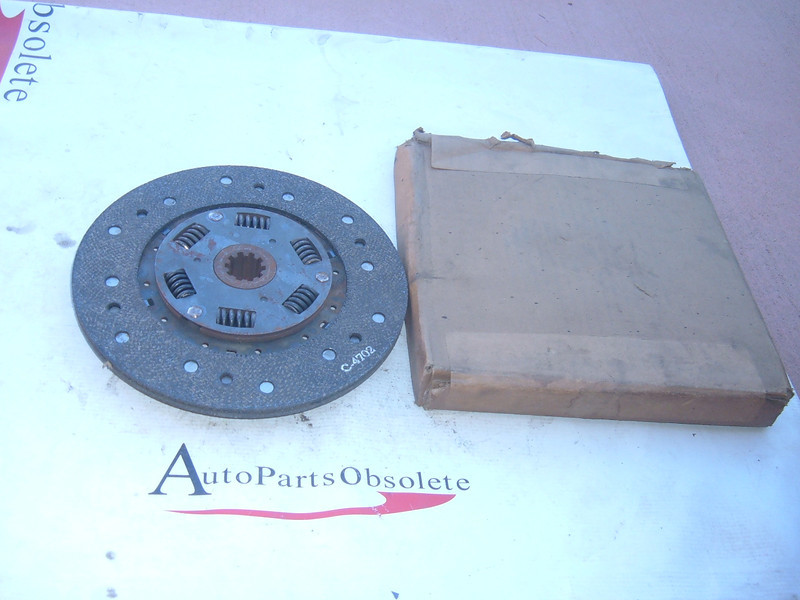 1939,1940 pontiac clutch disc nos gm 502559 (z 502559)