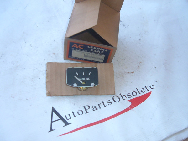 1948 cadillac fuel / gas gauge dash unit nos gm # 1516971 (z 1516971)