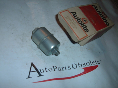 View Product1960 ford thunderbird ,falcon gas line filter nos ford # CODZ 9155 A (za codz9155a)