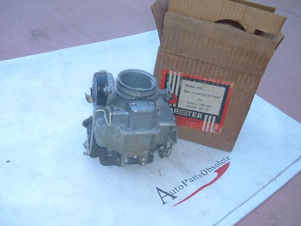 1940,1942,1946,1948 buick carbureator carter new # 664S (z 664s)