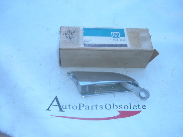 1970,1971,1972 camaro bumper extension nos gm # 3974539 (z 3974539)