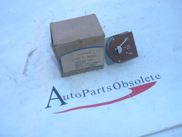 View Product1942 studebaker gas fuel gauge dash unit nos # 516713 (z 516713)