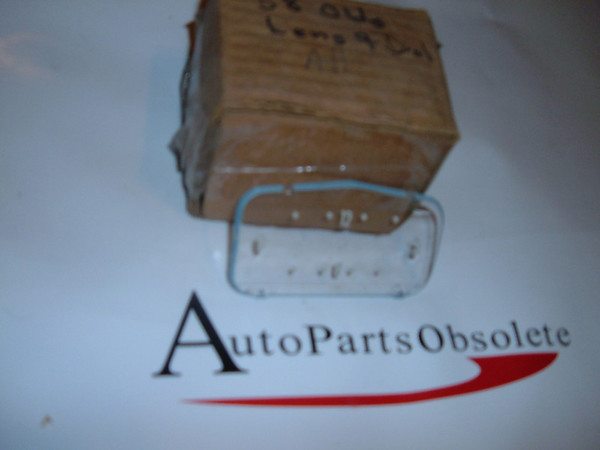 58 oldsmobile dash clock lens new gm (z 58 olds lens)