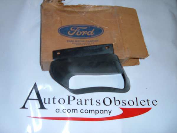 1975 1976 mercury montego frt bumper shield new ford part # D5GY 17D808 A (z d5gy17d808a)