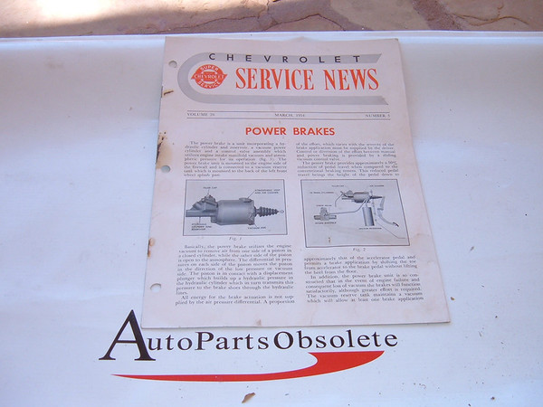 54 chervolet power brakes service news (z 54 chevy service news)      * Upload Image     * Link Online      * Back to Li