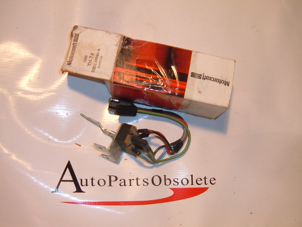70,71,72,73,74,75 maverick, comet air conditioning fan blower switch nos ford # D20Z 19986 A (z d20z19986a)