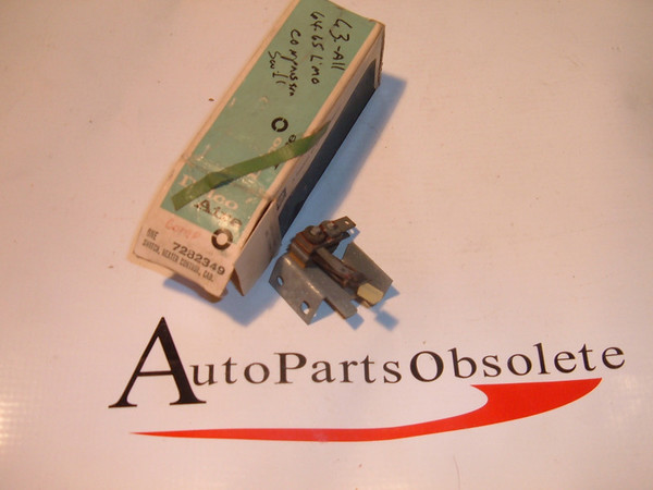 View Product63,64,65 cadillac air conditioning compress or switch nos gm # 7282349 (z 7282349)