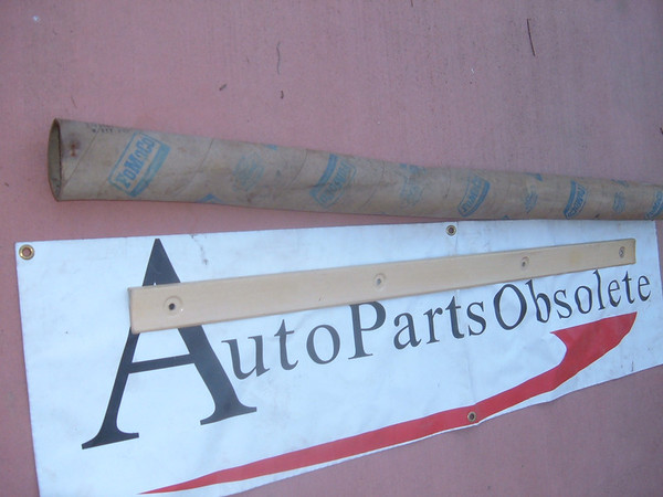 1965 ford falcon tailgate molding nos ford # C5DZ 71423A70 A
