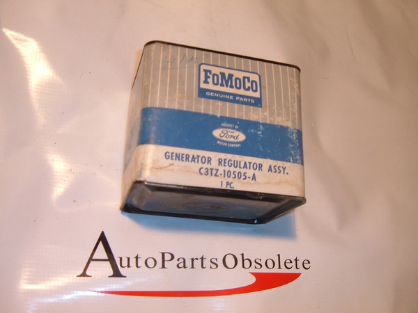 58,59 60 61 62 63 64 thunderbird ford truck regulator nos ford # C3TZ 10505 A