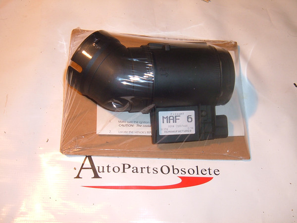 85 86 87 88 89 pontiac firebird firebird mass air flow sensor rebuilt gm # 25007668 (z 25007668)