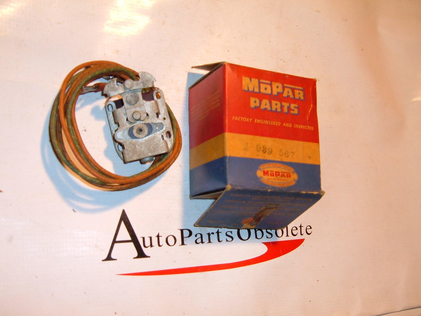 1941 plymouth turn signal switch assy nos mopar # 939567 (z 939567)