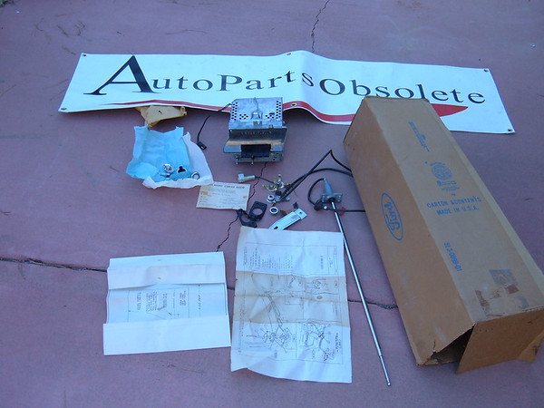 1970 ford galaxie am radio kit nos # D0AZ 18805 (z d0az18805)