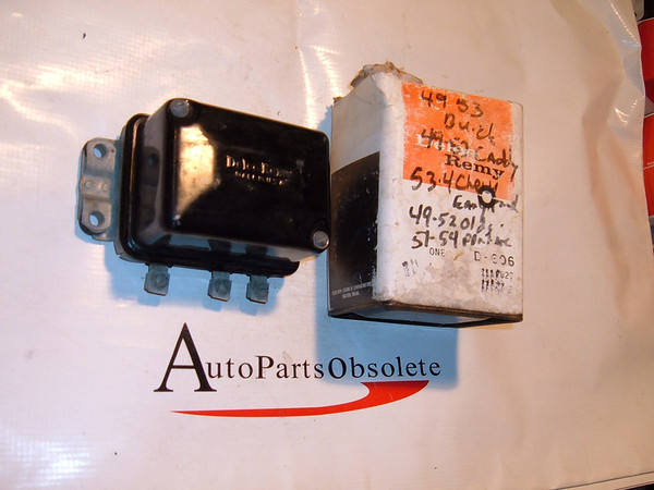 1951,1952,1953 buick voltage regulator nos gm # 1118729 (z 1118729)