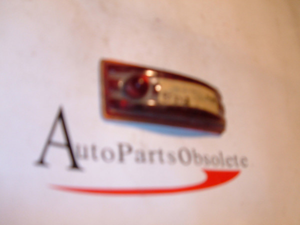 1940 desoto taillight lens nos mopar # 853768 (z 853768)
