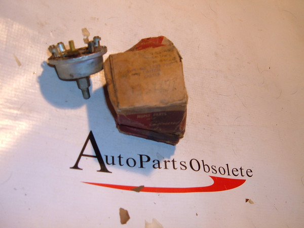 50 desoto,chrysler headlight switch nos mopar # 1339720 (Z 1339720)