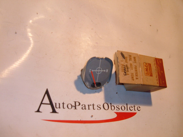 1960 ford galaixe temperature gauge dash unit nos ford # C0AF 10883 A (z c0af10883a)