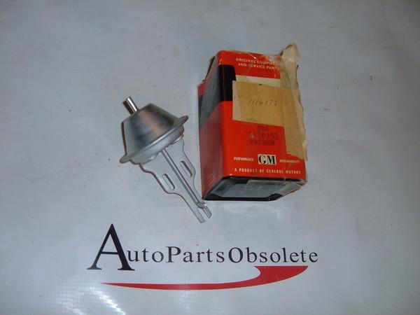 1960,1961 corvair distributor vacuum advance nos gm # 1116177 (z 1116177)