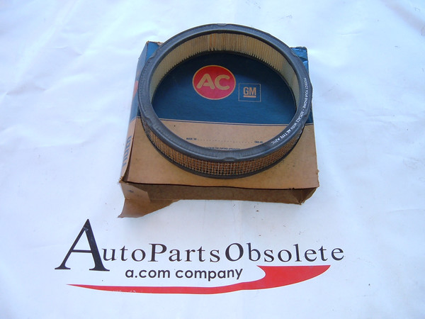 1965,1966,1967,1968 buick air cleaner original gm # 6421618 (z 6421618)