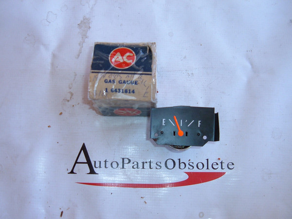 View Product1974 oldsmobile gas gauge dash unit nos gm # 6431814 (z 6431814)