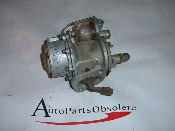 1936 chrysler dual action fuel pump rebuilt # 436 (z 436)