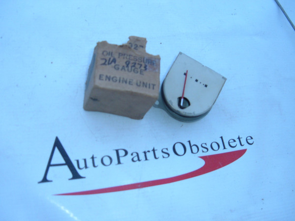 1942 ford oil gauge dash unit nos ford # 21A 9273 (z 21a9273)