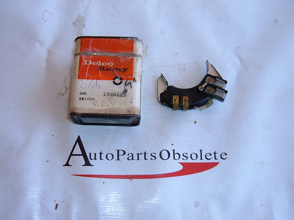 View Product1956 oldsmobile neutral safety switch nos gm # 1998125 (z 1998125)