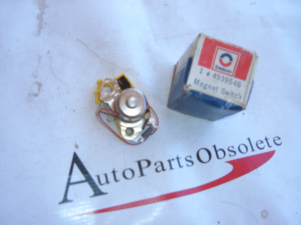 1965,1966,1967 impala chevelle windshield wiper motor switch nos gm # 4939546 (z 4939546)