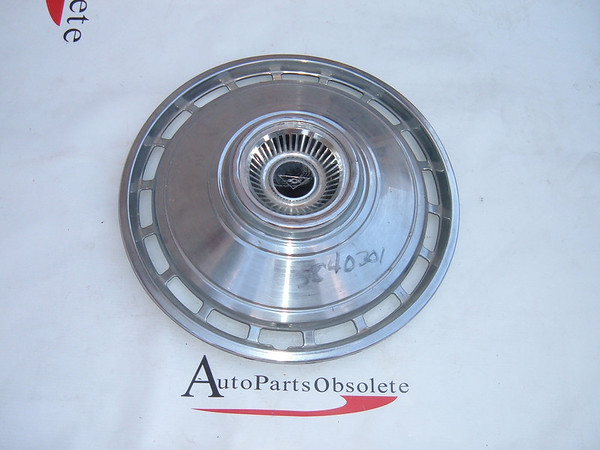 1964 corvair hub cap 13 in nos gm # 3840301 (z 3840301)