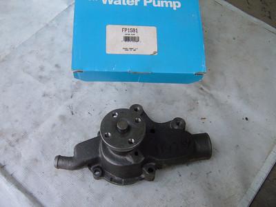 1975 76 77 78 79 american motors jeep water pump # FP1591 (zb fp1591)