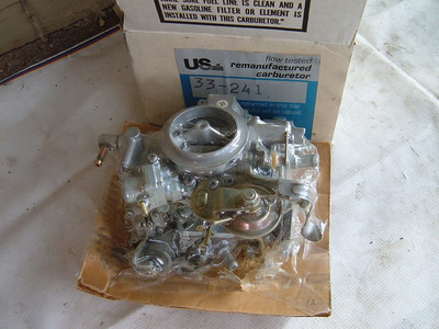 View Product1979 chrysler solex carburetor 2 bar rebuilt (z 33241)