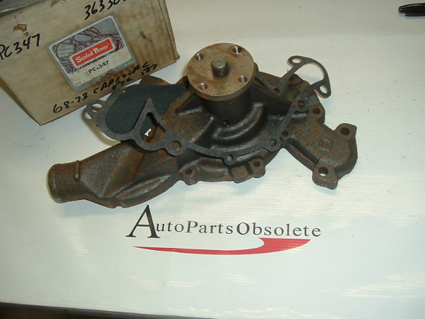1968 69 70 71 72 73 Cadillac v8 New water pump (A pc-347)