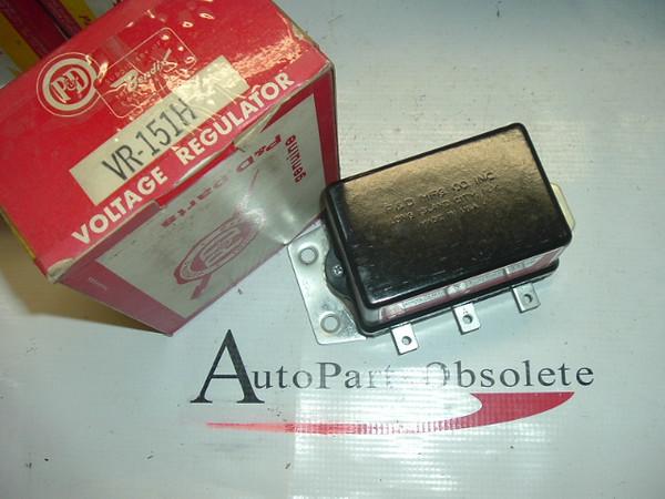 1958 -65 GMC , International 50amp voltage regulator (A vr151h)