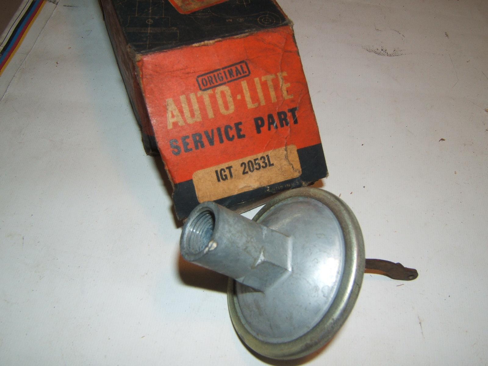 1938 – 42 Packard distributor vacuum chamber NOS IGT 2053L (a 2053l)