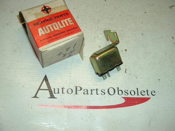 1960 -63 Plymouth Dodge Chrysler autolite horn relay (A 9-301 AUTOLITE)