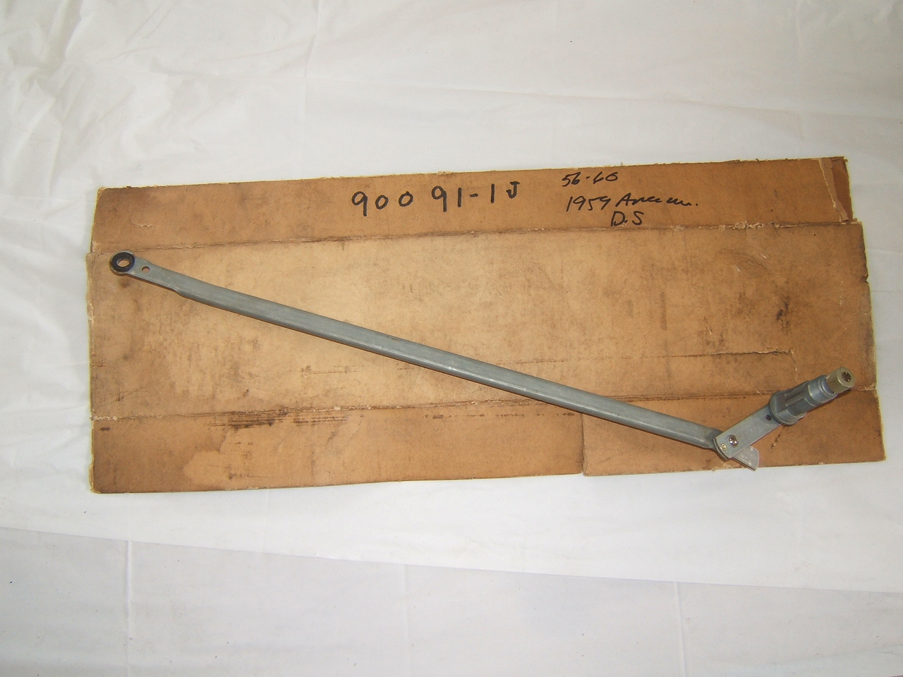 1956 -61 Rambler American windshield wiper linkage nos (a 90091-1j)