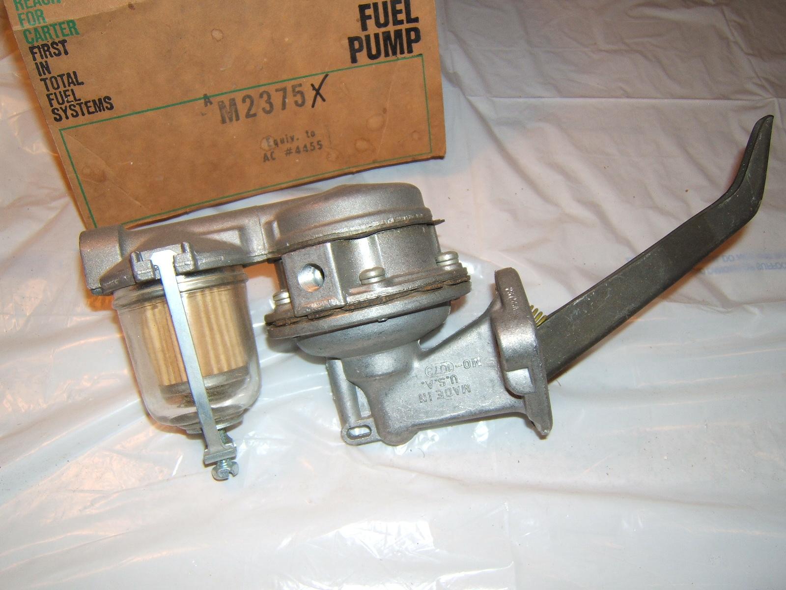 1955 -75 International 401 478 549 v8 new fuel pump (A 2375x)