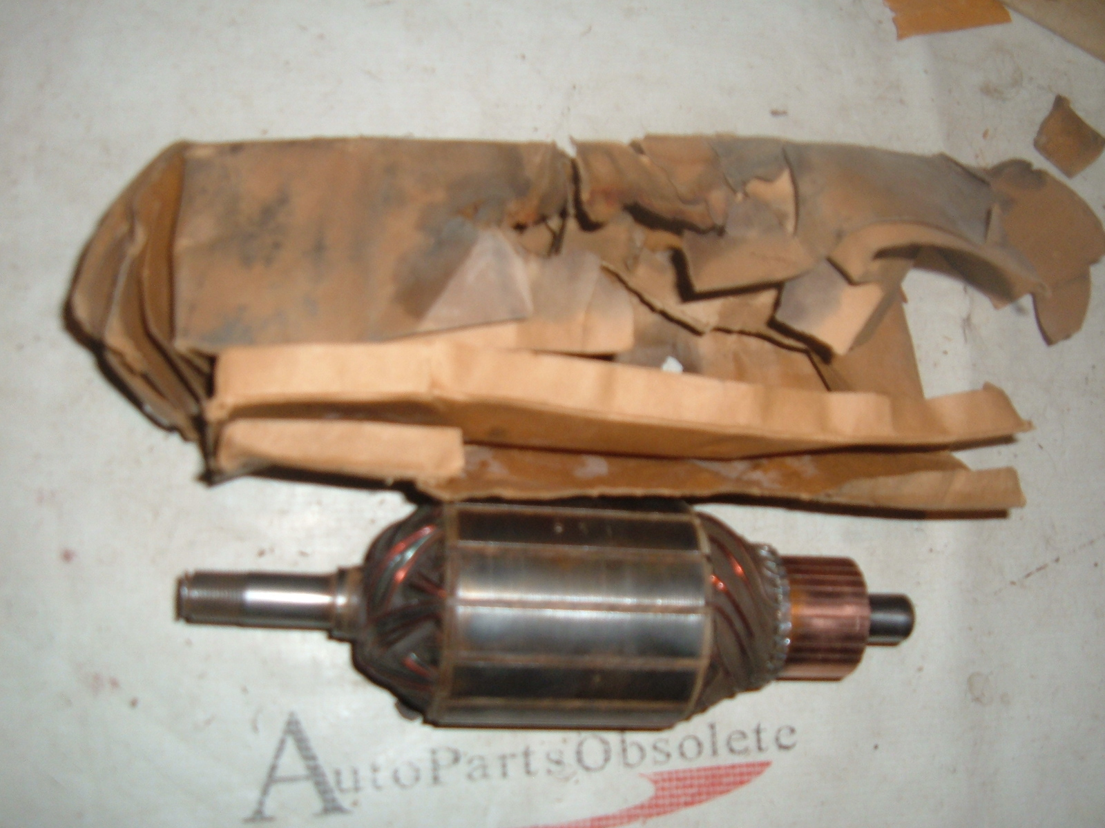 1942 43 46 47 ford generator # 8EH 10005 (z 8eh1005)