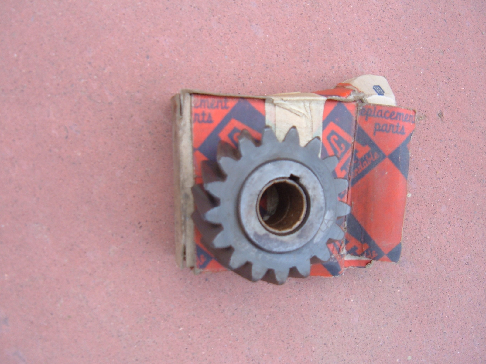 1948 49 50 51v52 53 54 55 ford mercury transmission gear 1A-7141-A (z wt259-10a)