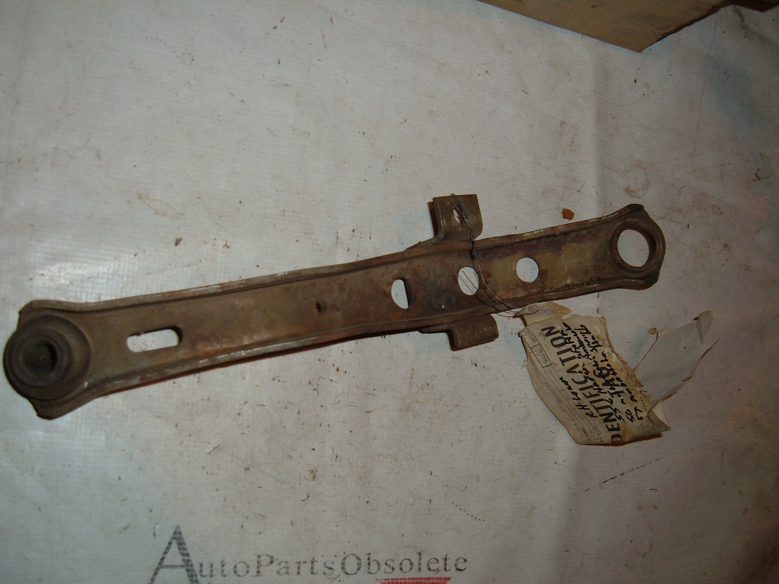 View Product1955 56 57 hudson rambler lower control arm nos rambler # 3143361 (z 3143361)