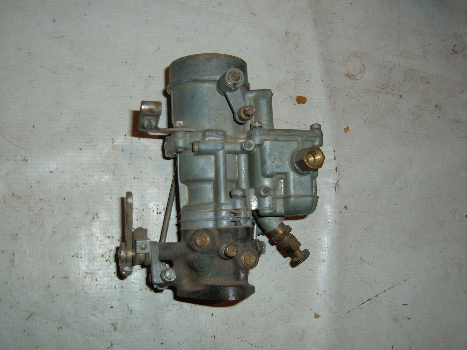 1939 dodge truck stromberg revuilt carburetor 1-93A (z 1-93a)