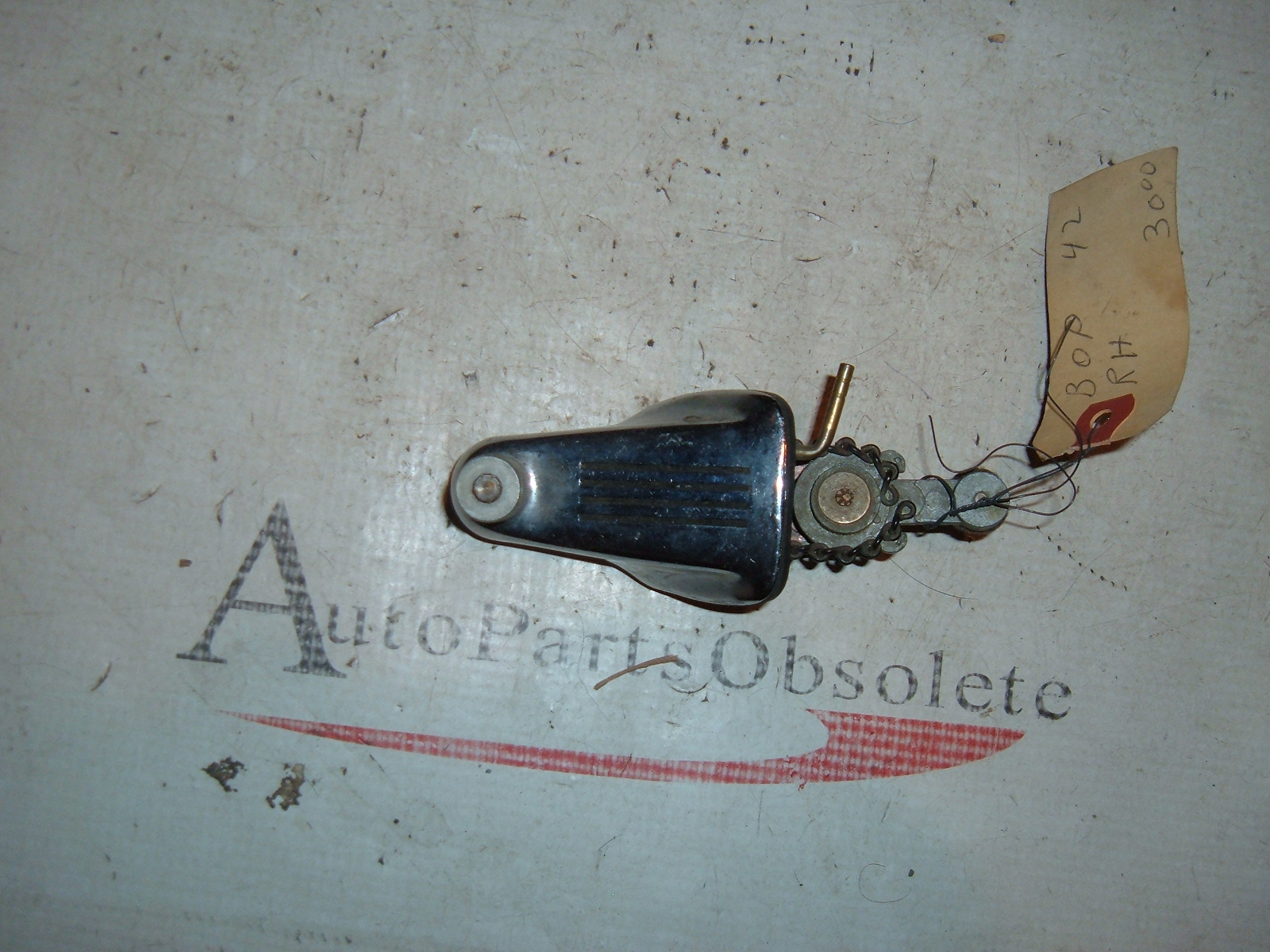 1942 oldsmobile buick pontiac windshield wiper transmission assy nos (z 42wipertrans)