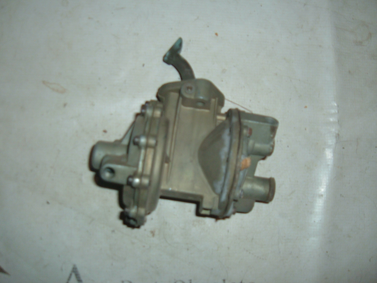 Parts For Rambler Nash Amc Ignition Circuit Diagram The 1955 8 Cylinder Ambassador Fuel Pump 4301 Z