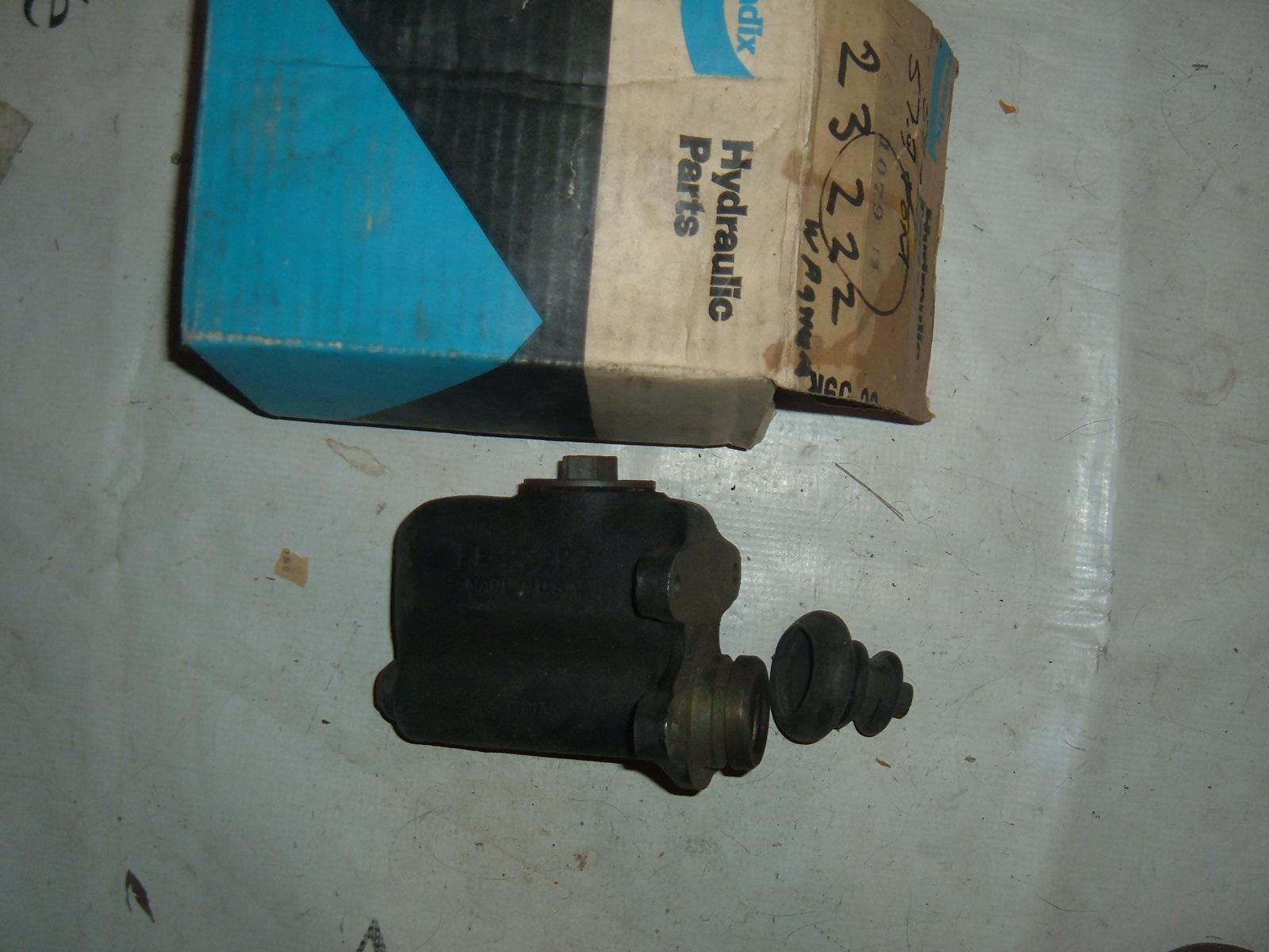 1957 58 59 Ford mercury edsel Brake Master cylinder NEW 23222 (z 23222)