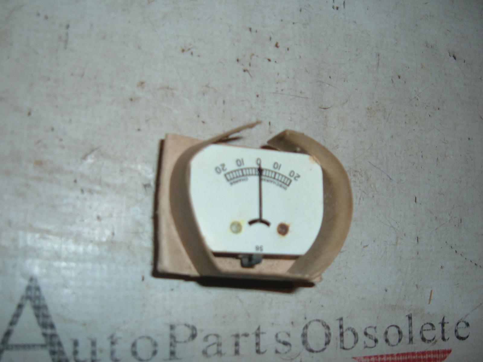 1929 30 31 32 chevrolet ammeter gauge dash unit 857053 (z 857053)