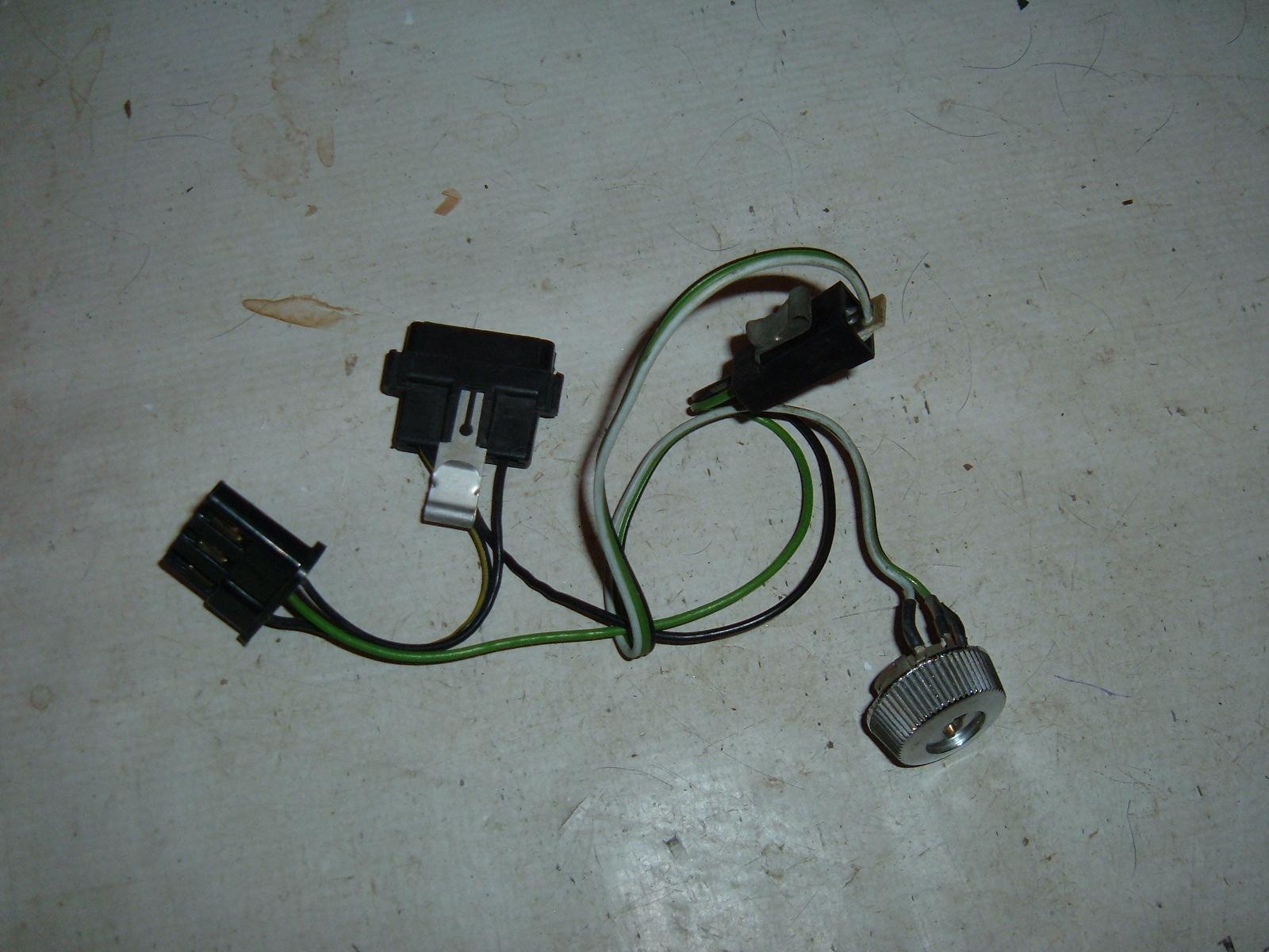 View Product1966 chevrolet chevelle malibu radio fader knob (z 66chevelle fader)